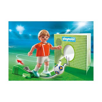 Футболист сборной Голландии