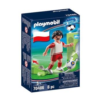 Футболист сборной Польши