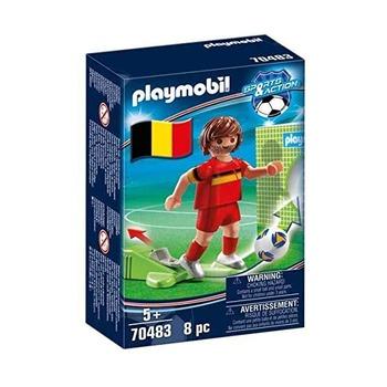 Футболист сборной Бельгии
