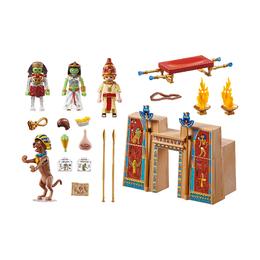 Приключения в Египте