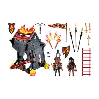 Огненный таран
