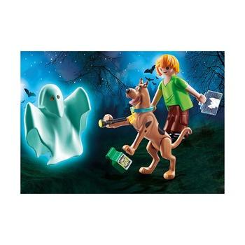 Скуби и Шегги с привидениями