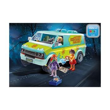 Таинственная машина Скуби и Шегги с привидениями