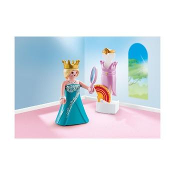 Принцесса с манекеном