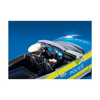 Porsche 911 Carrera 4S Полиция