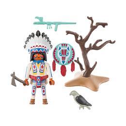 Индейский вождь