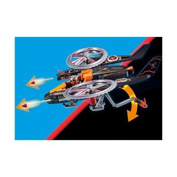 Вертолет пиратов Галактики