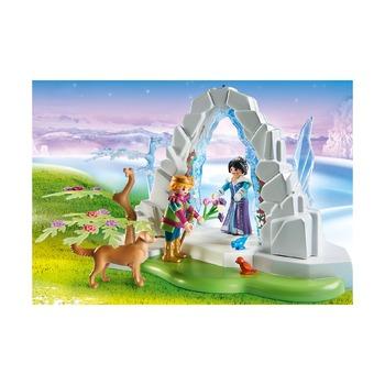 Хрустальные ворота в зимний мир