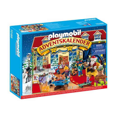 Адвент-календарь Рождественский магазин игрушек