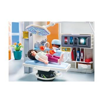 Больничное крыло с мебелью