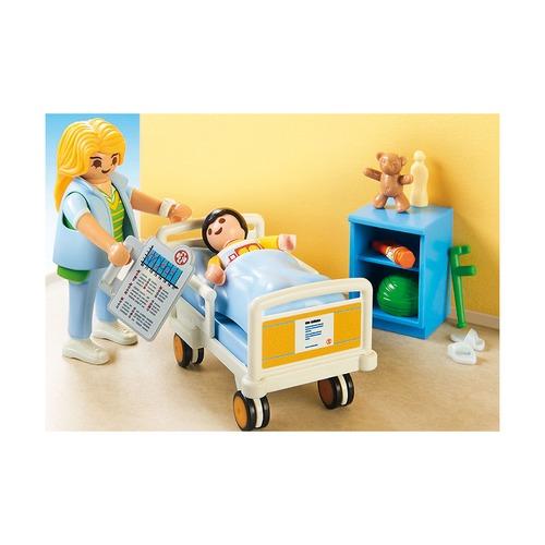 Детская больничная палата