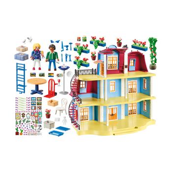 Большой кукольный дом
