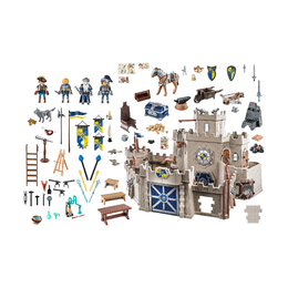 Большой замок Новельмор