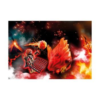 Дух огня рейнджеров Бернхема