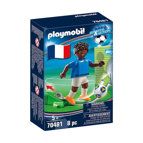 Футболист сборной Франции
