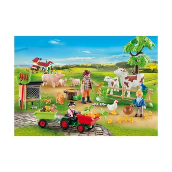 Адвент-календарь Ферма