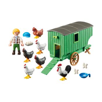 Ферма с курятником