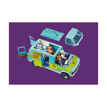 Скуби и Шегги с привидениями + таинственная машина