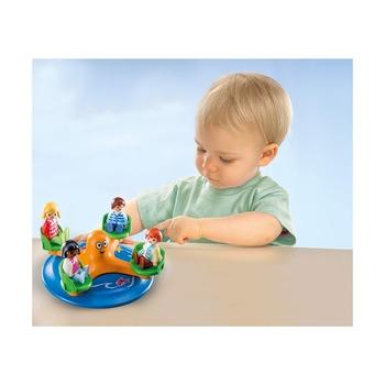 Детский день рождения + карусель