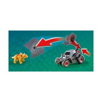 Стегозавр и трицератопс
