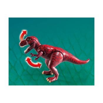 Птеродактиль и тираннозавр