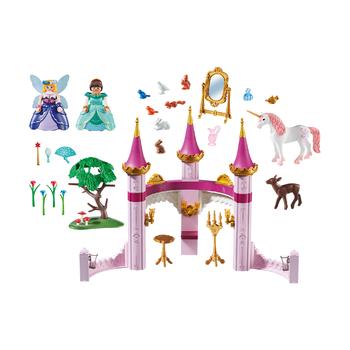 Марла и Дел с Пегасом + Марла в сказочном дворце