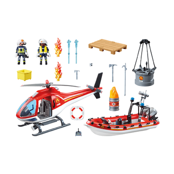 Пожарно-спасательная команда