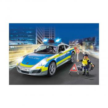 Полицейский Porsche 911 Carrera 4S