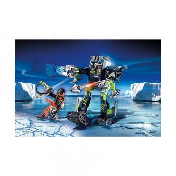 Ледяной робот Арктических повстанцев