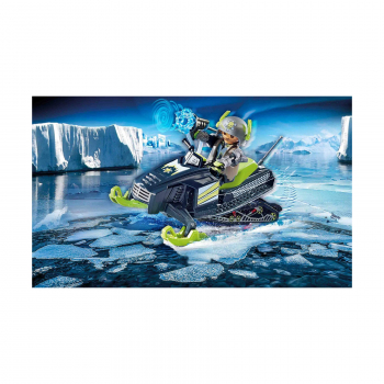 Ледяной скутер Арктических повстанцев