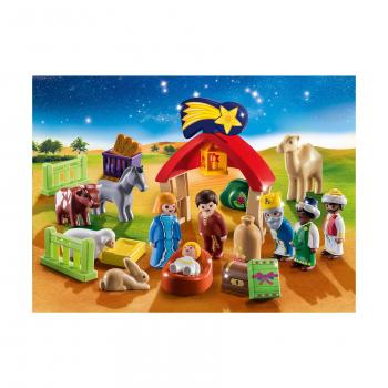 Адвент-календарь Рождественские ясли