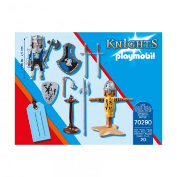 Подарочный набор рыцарей