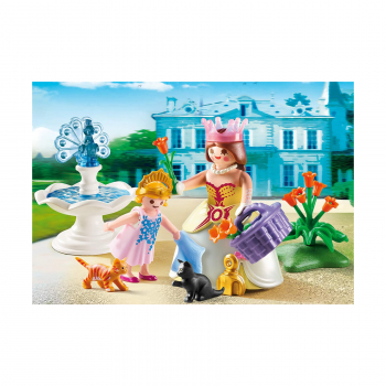 Подарочный набор с принцессой