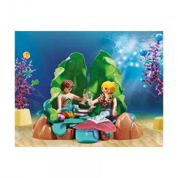 Коралловая зона отдыха для русалок