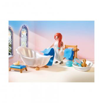 Гардеробная с ванной