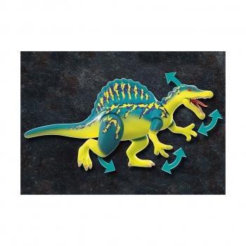 Спинозавр. Двойная защита
