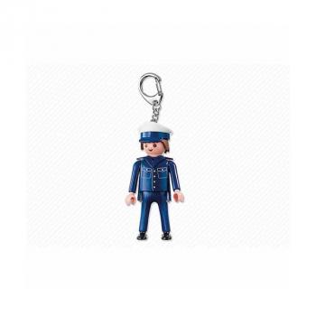 Полицейский-брелок
