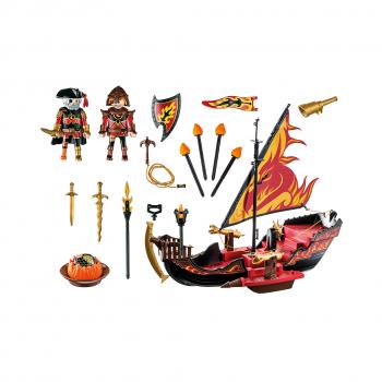 Огненный корабль Бернхэма